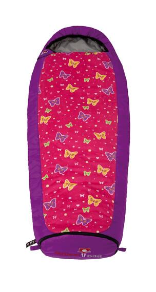 Grüezi-Bag Butterfly Kids Schlafsack